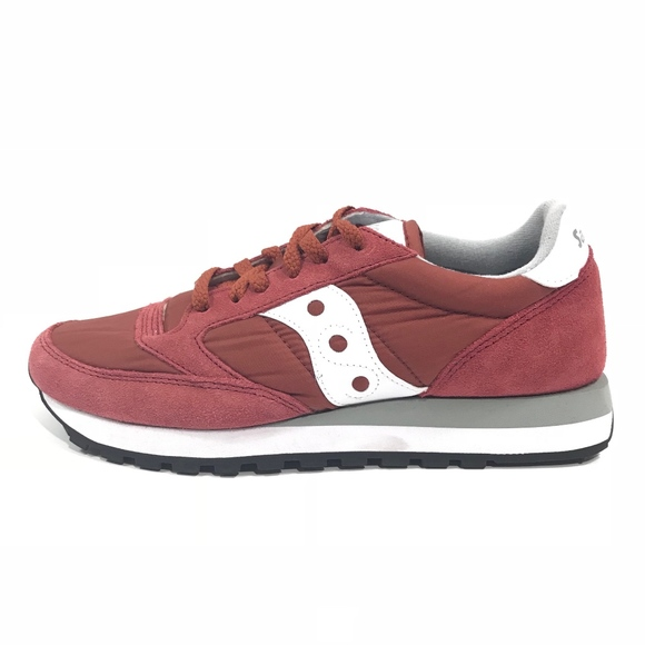new product a7668 cbbe9 Saucony Mens Jazz Original Casual Fashion Sneakers